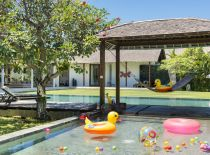 Villa Kavya, Childrens pool