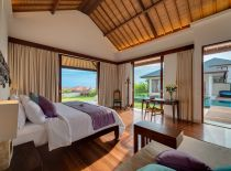 Villa Marie in Pandawa Cliff Estate, Guest Bedroom 1