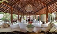 Villa Bunga Pangi living Pavilion